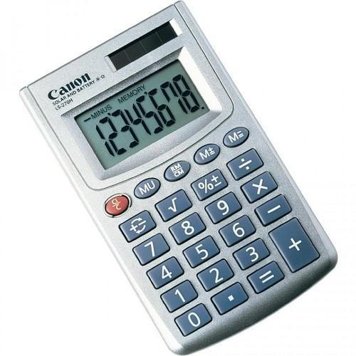 Calculator birou Canon LS270HBL