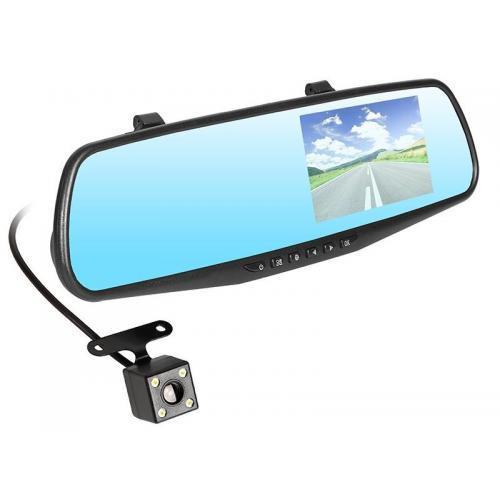 Camera video auto Tracer Mobi Mirror, Black