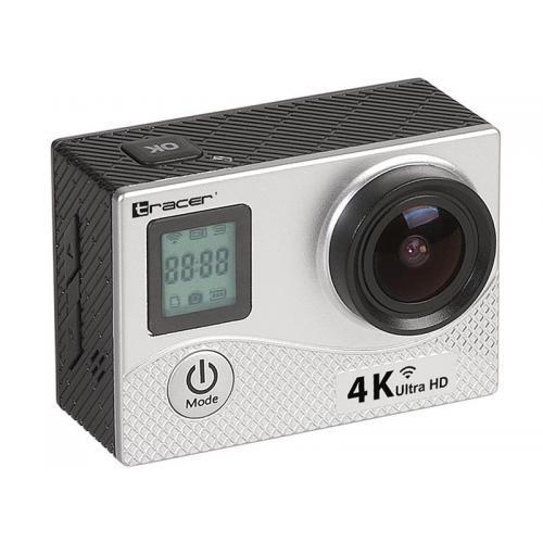 Camera Video Sport Tracer eXplore SJ 4561, Wi-Fi, UltraHD 4K, Silver