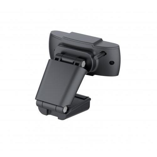 Camera web Well 720p, cu microfon, WEBCAM-701BK-WL
