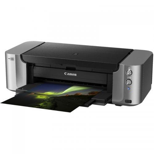 Imprimanta Inkjet Color Canon Pixma PRO-100S, Black