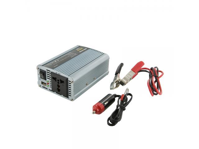 Invertor de la 12V DC la 230V AC, unda sinus modulat putere max: 350W-WE-BL