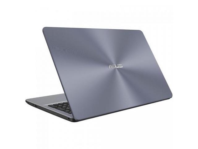 Laptop ASUS VivoBook 15 X542UA-DM521, Intel Core i5-8250U, 15.6inch, RAM 4GB, HDD 1TB, Intel UHD Graphics 620, Endless OS, Grey