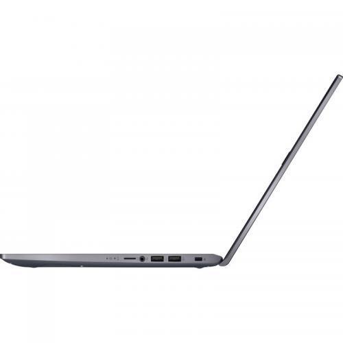 Laptop ASUS X509FA-EJ052, Intel Core i3-8145U, 15.6inch, RAM 4GB, SSD 256GB, Intel UHD Graphics 620, Endless OS, Grey