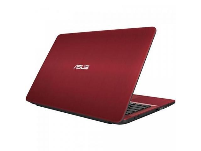 Laptop ASUS X541UV-GO1484, Intel Core i3-7100U, 15.6inch, RAM 4GB, HDD 500GB, nVidia GeForce 920MX 2GB, Endless OS, Red