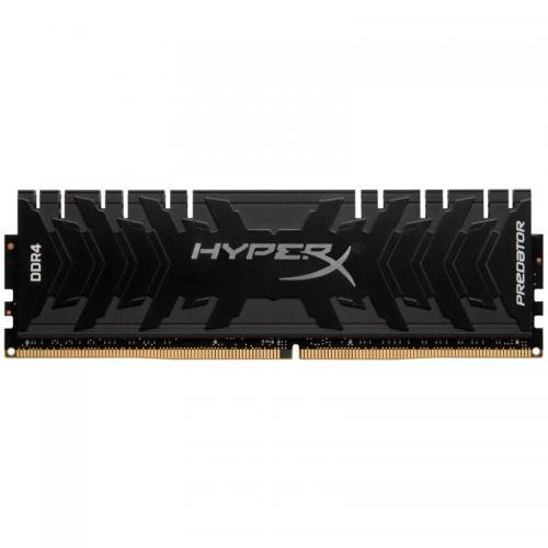 Memorie HyperX Predator Black 8GB, DDR4-3000MHz, CL15