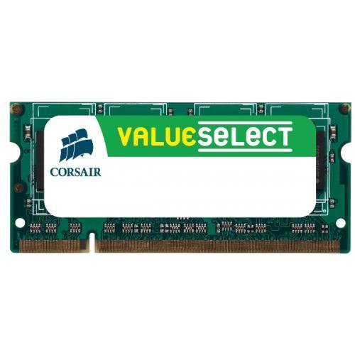 Memorie Laptop Corsair ValueSelect 1GB DDR-400MHz