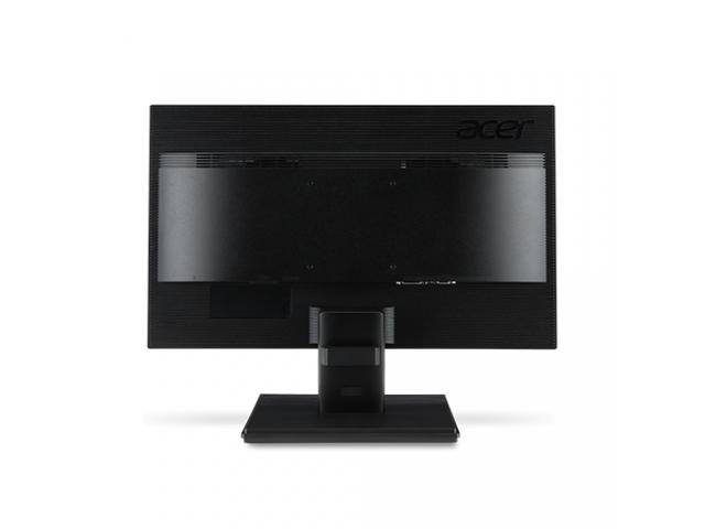 Monitor LED Acer V206HQLAb, 19.5inch, 1366x768, 5ms, Black