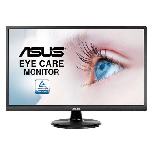 Monitor LED Asus VA249HE, 23.8inch, 1920x1080, 5ms GTG, Black