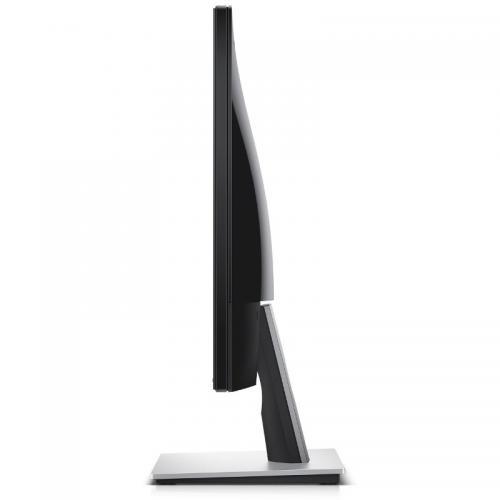 Monitor LED DELL S-series SE2416H, 23.8inch, 1920x1080, 6ms, Black-Silver