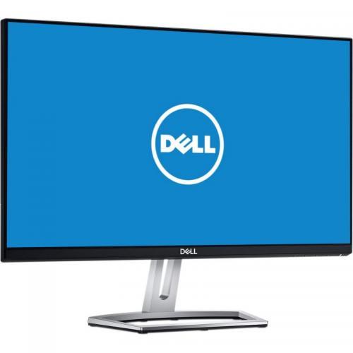 Monitor LED Dell S2318H, 23inch, 1920x1080, 6ms GTG, Black