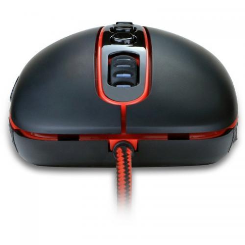 Mouse Optic Redragon Mars, USB, Black-Red