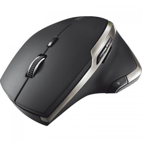 Mouse Trust 19829 Evo Advanced Black