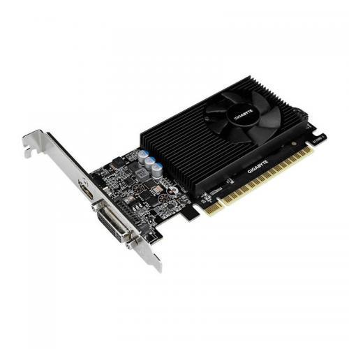 Placa video GIGABYTE nVidia GeForce GT 730 2GB, GDDR5, 64bit