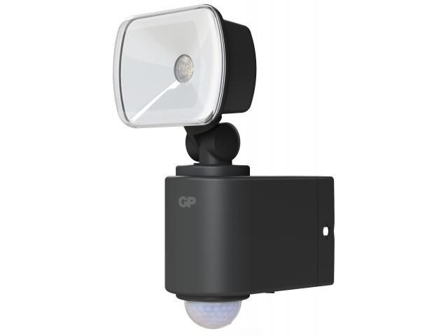 Proiector LED Safeguard 3.1 cu baterie si senzor miscare 1x LED GP; Cod EAN: 4891199166853
