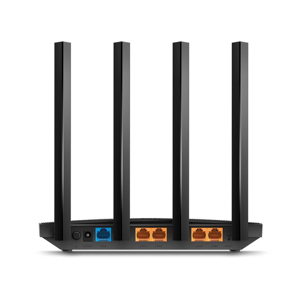 Router wireless TP-LINK Archer C6, 4x LAN