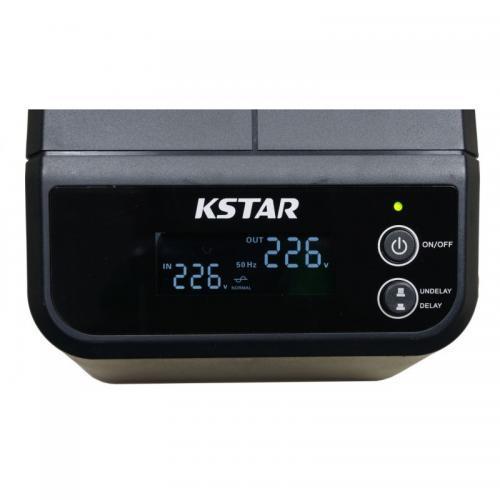 Stabilizator tensiune Kstar AVR 1000VA