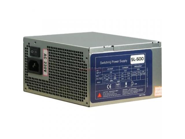 Sursa Inter-Tech SL-500, 500W